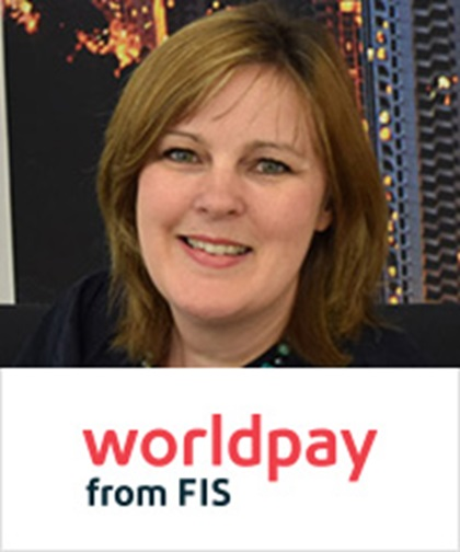 Joanna Bates, co-treasurer of Worldpay, Inc