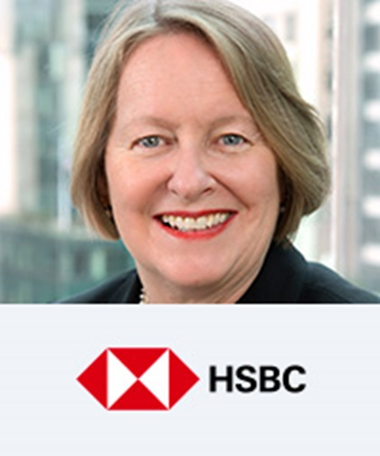 Diane Reyes, Group General Manager, Global Head of Global Liquidity and Cash Management, HSBC