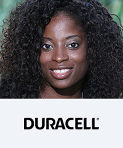 Mary Gilbert, Treasury Manager, Duracell