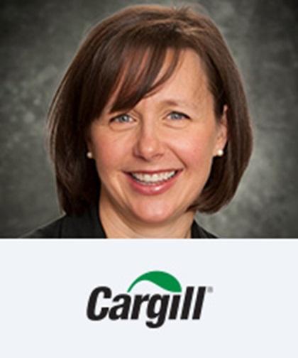 Susan Mercer, Vice President, Assistant Treasurer, Cargill