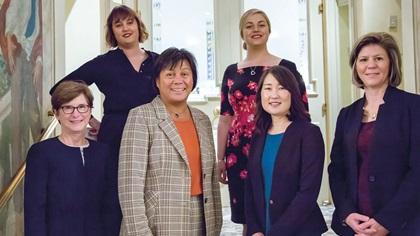 Women in Treasury Forum, New York, October 2018