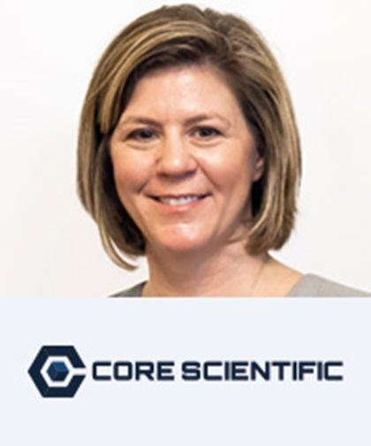 Christy Barwick, Treasurer, Core Scientific