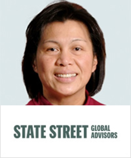 Pia McCusker, Senior Managing Director and Global Head of Cash Management, State Street Global Advisors