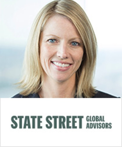Kate Sandman McKinley, Senior Vice President and General Counsel, State Street Global Advisors