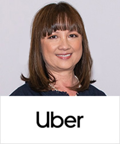 Catherine Portman, Head of Global Treasury, Uber