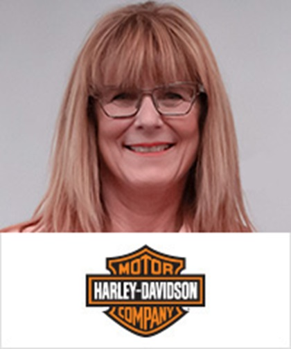 Lynda Johnson, Assistant Treasurer, Harley-Davidson, Inc.