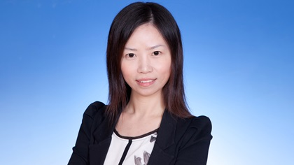 Lily Xiong, Head of Corporate Solutions, APAC, BlackRock
