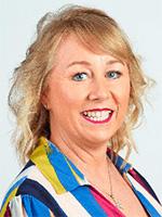 Portrait of Jacky Westbrook, Corporate Sales Director (UK & Ireland), State Street Global Advisors