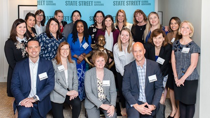 Women in Treasury Chicago Roundtable 2019
