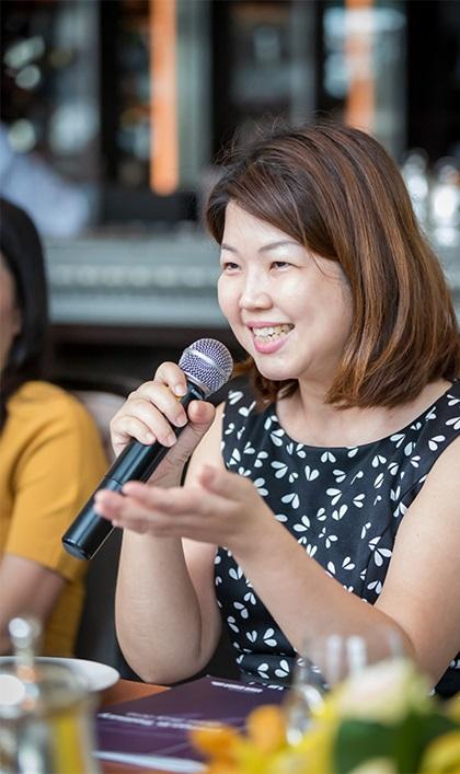 Women in Treasury Singapore Roundtable 2019