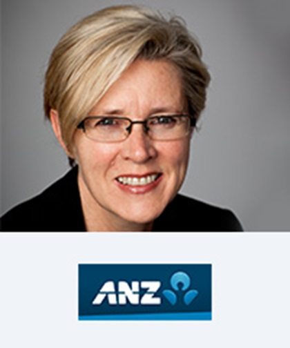 Anne Collard, Global Head of Channels & Platforms within Global Transaction Banking, ANZ