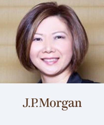Christine (Jang) Tan, Managing Director, Regional Head of MNCs, Asia Pacific, J.P. Morgan