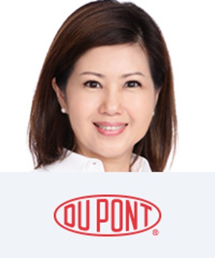 Shirley Hiew, Global Cash Lead; Treasurer, Asia Pacific, DuPont