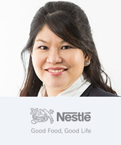 Felicia Foong, Regional Treasurer, Nestlé Group