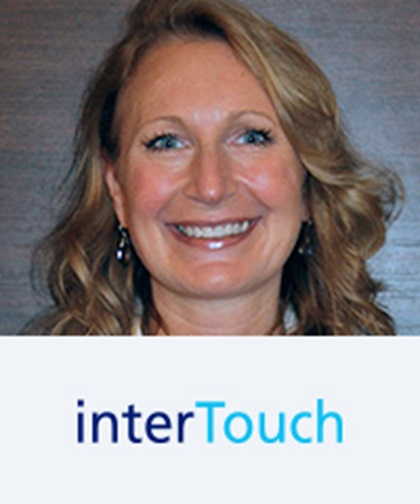 Toni Weber, Group FD, interTouch