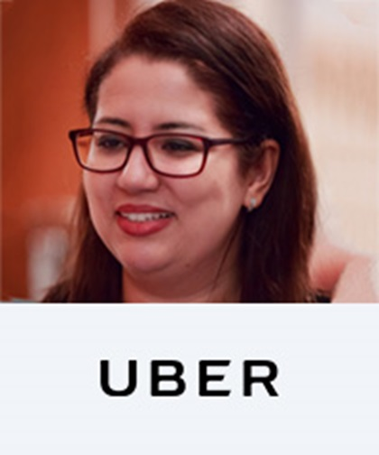 Chédia Haddouchi, Treasury Manager, Asia Pacific, UBER