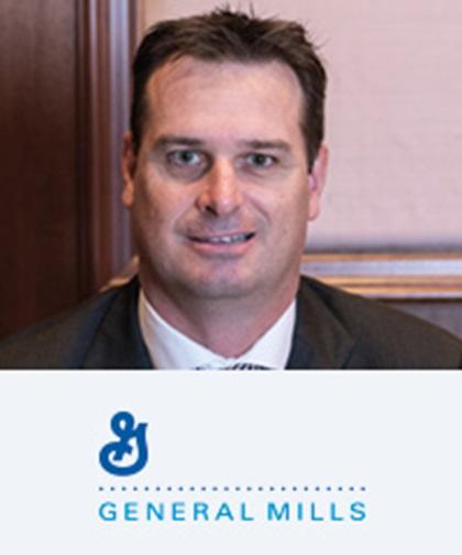 Chris Emslie, Asia Regional Treasurer, General Mills