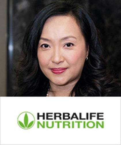 Catherine Yu, VP Regional Controller APAC & China, Herbalife Nutrition