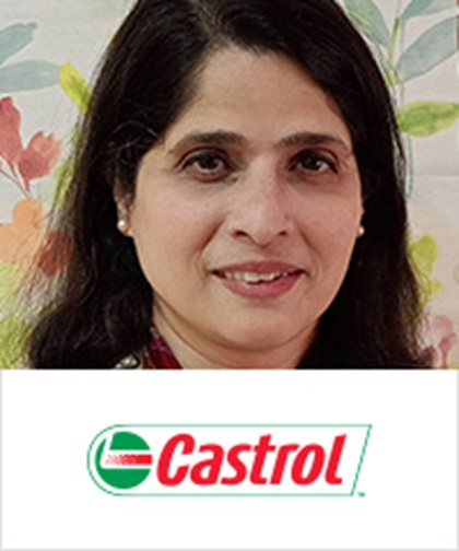 Rashmi Joshi, Chief Financial Officer and Whole time Director, Castrol India Limited