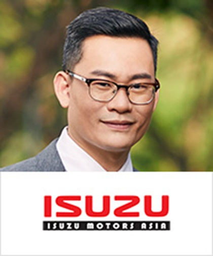 Goh Seng Ti, Senior General Manager, Finance & Administration, Isuzu Motors Asia Limited and President, Association of Corporate Treasurers (Singapore)