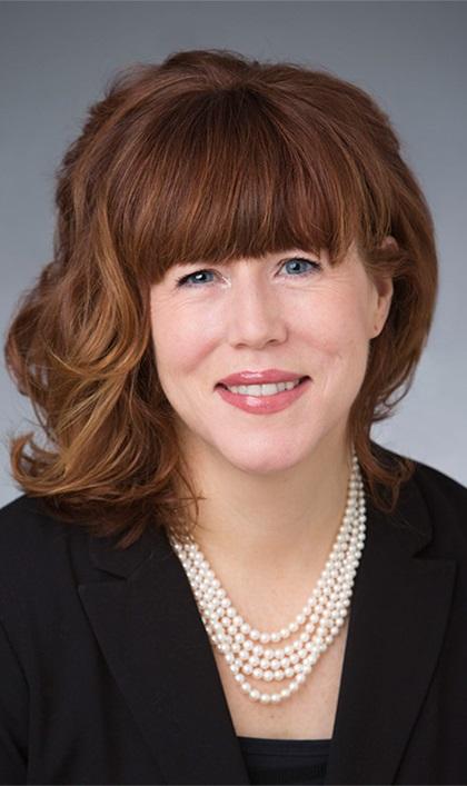 Elizabeth St Onge, Partner, Oliver Wyman Financial Services