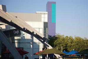 Photo of Google Headquarters