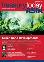 Treasury Today Asia July/August 2017 magazine cover