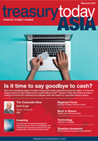 Treasury Today Asia May/June 2018 magazine cover