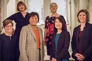 Women in Treasury New York Forum 2018 panel