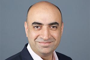 Umar Farooq, Global Head of Digital Channels, Analytics and Innovation of Treasury Services at J.P Morgan
