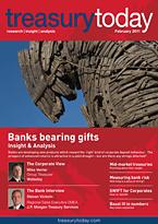 treasurytoday February 2011 cover