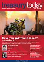 treasurytoday April 2011 cover