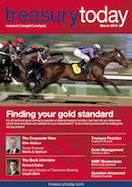 treasurytoday March 2012 cover