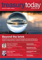 Treasury Today January 2013 magazine cover