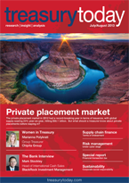 Treasury Today July/August 2013 magazine
