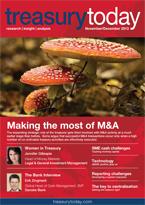 Treasury Today November/December 2013 magazine
