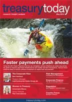 Treasury Today May 2014 magazine cover