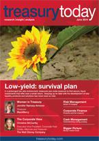 Treasury Today June 2014 magazine cover