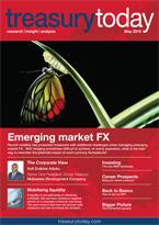 May 2015 Treasury Today magazine cover
