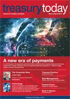 Treasury Today March/April 2017 magazine cover