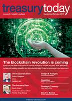Treasury Today September/October 2017 magazine cover