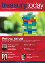 Treasury Today November/December 2017 magazine cover
