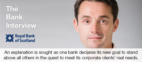 The Bank Interview: Paul Thwaite, RBS