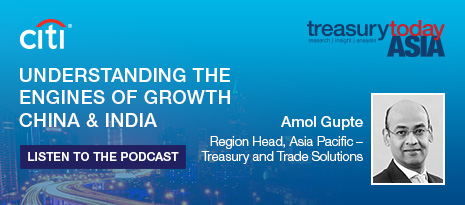 Citi understanding the engines of growth China & India – Listen to the podcast