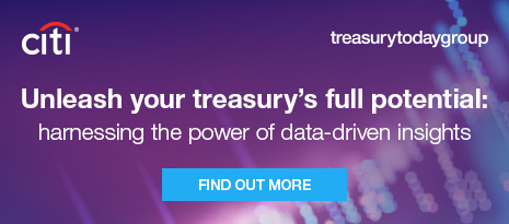 Citi – Unleash your treasury's full potential by harnessing the power of data-driven insights – find out more
