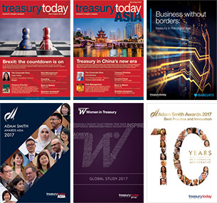 Treasury Today publications